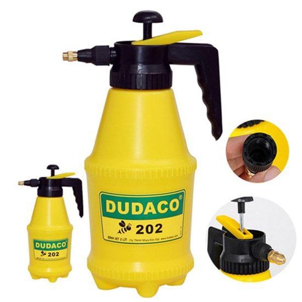 Bình xịt tưới cây của thương hiệu Dudaco