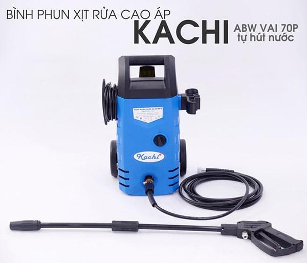 Máy rửa xe Kachi MK70