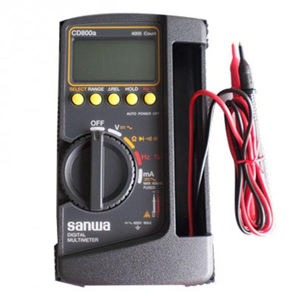 Đồng hồ đo điện Sanwa