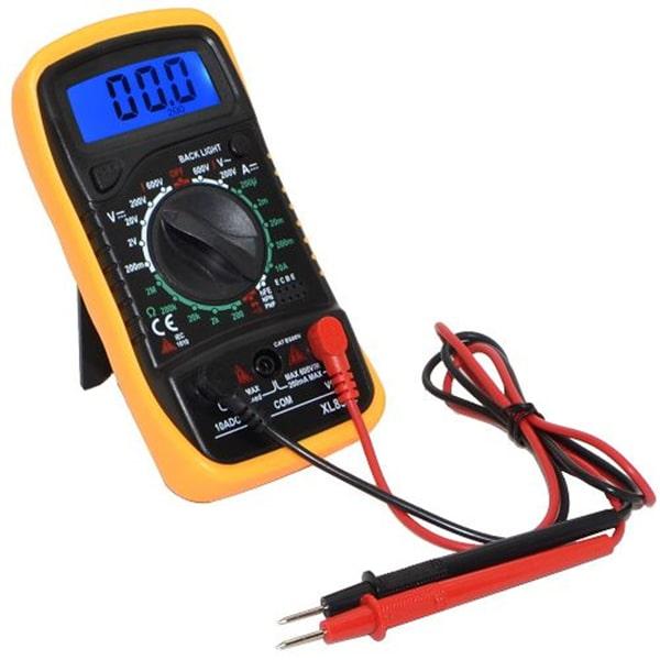 Đồng hồ đo điện giá rẻ XL830L