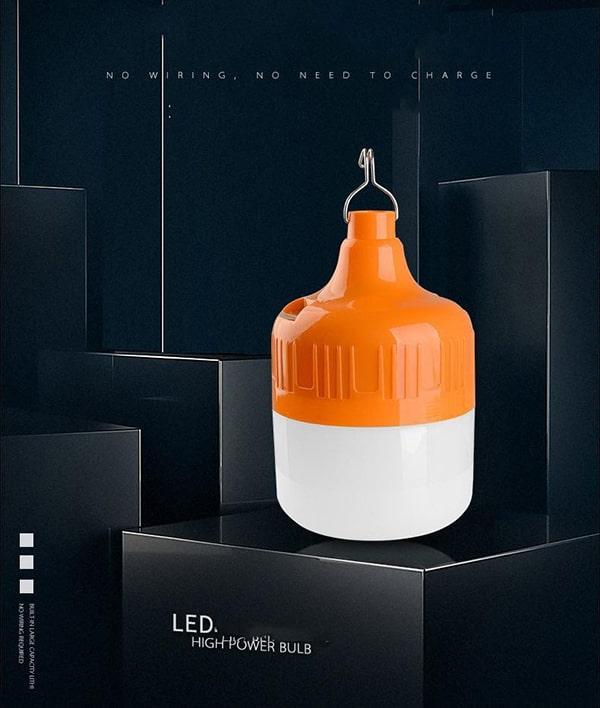 Bỏ bên ngoài những ưu điểm, thiết bị tích điện chiếu sáng cũng có một nhược điểm nhỏ