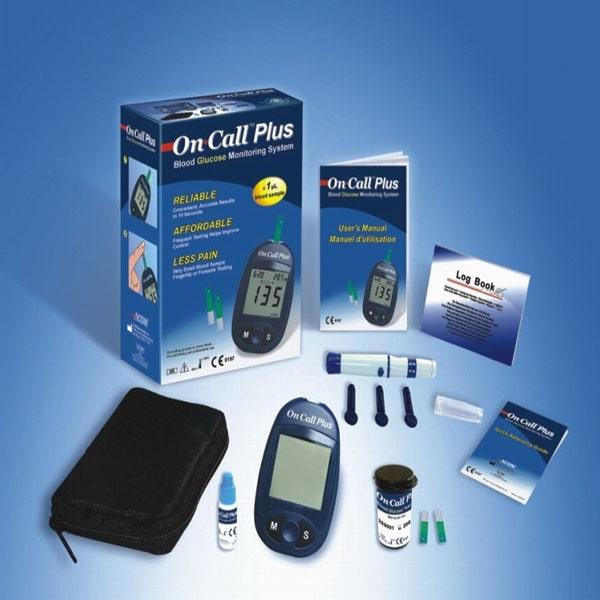Máy test đường huyết Acon On Call Plus