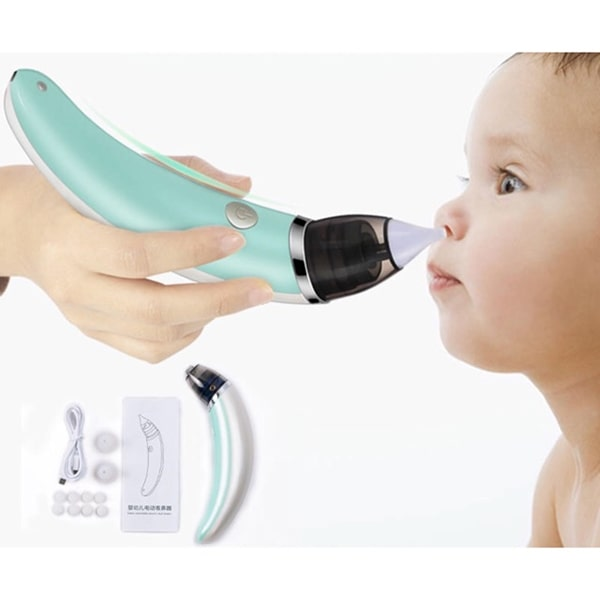 Máy hút mũi cho bé loại nào tốt nhất hiện nay
