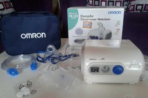 Máy khí dung Omron NE-C28 được nhiều chuyên gia khuyên dùng