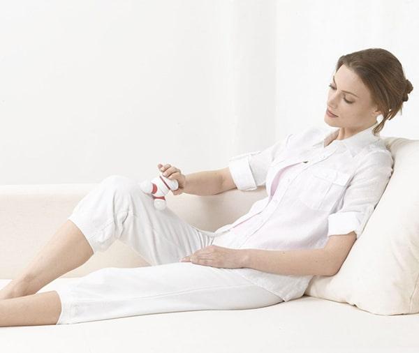 Sử dụng máy massage rất có lợi cho sức khỏe của bạn