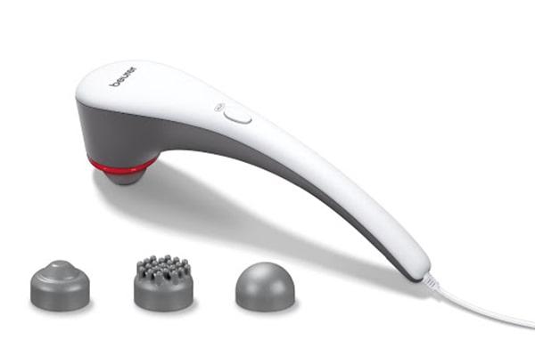 Máy massage cầm tay có đèn hồng ngoại Beurer MG40 nên chọn