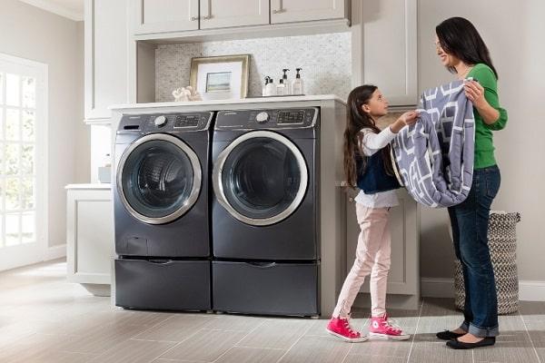 Kinh nghiệm chọn mua máy giặt nào tốt cho gia đình