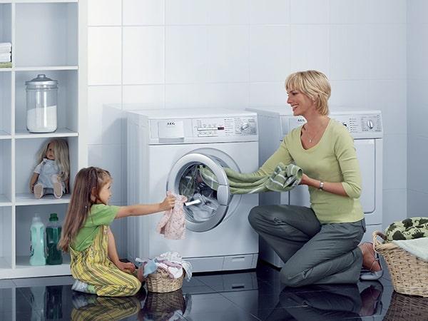 Máy giặt hãng Toshiba