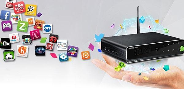 Nên chọn mua android tv box nào tốt hiện nay ?