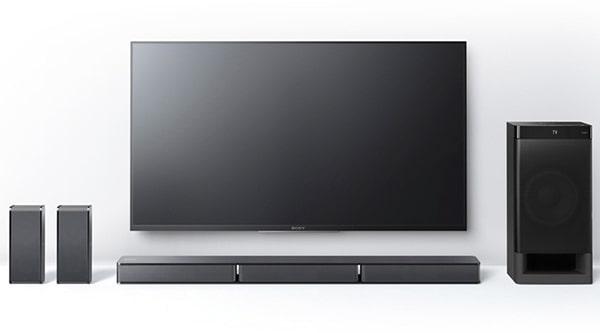 Loa soundbar thương hiệu Sony