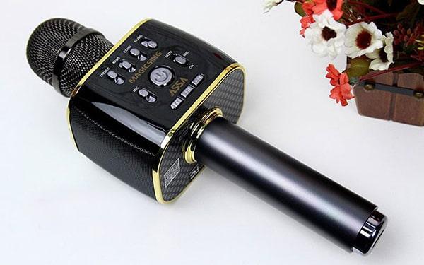 Nên mua micro karaoke bluetooth loại nào tốt nhất ?