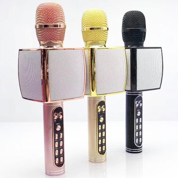 Micro karaoke bluetooth kèm loa YS90