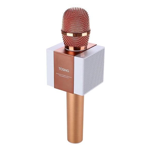 Micro karaoke bluetooth Tosing 008