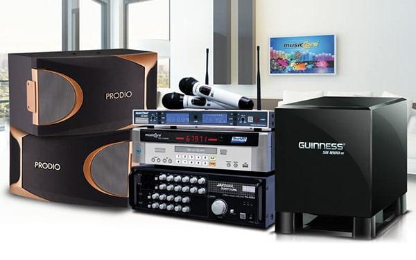 Tư vấn chọn mua dàn âm thanh gia đình