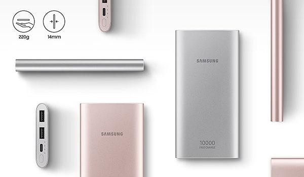 Pin sạc dự phòng Samsung EB-P1100 10000mAh
