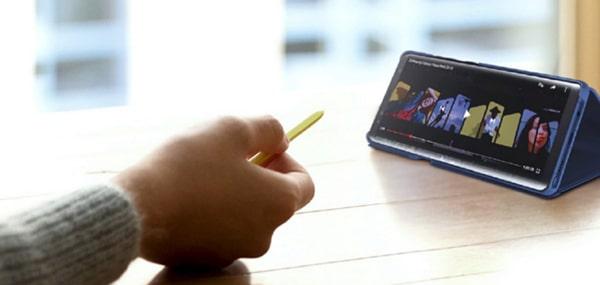 Khả năng tương thích của bút