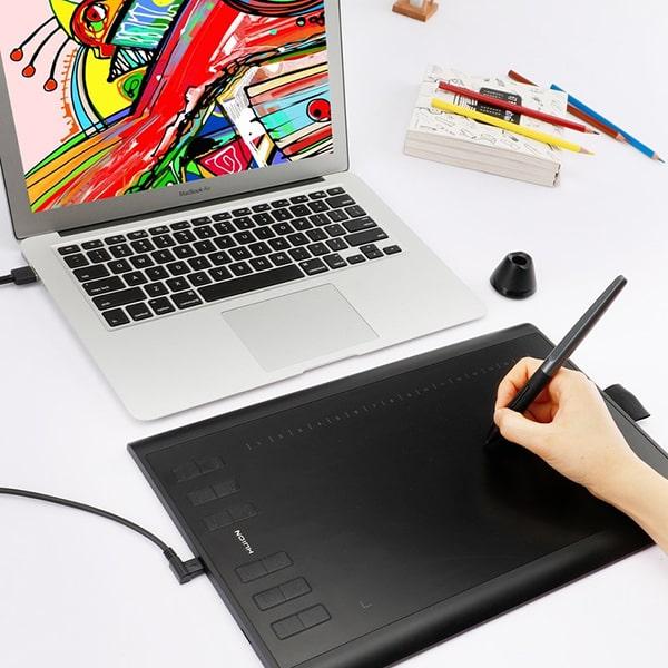 Bảng vẽ cảm ứng điện tử Huion H1060P