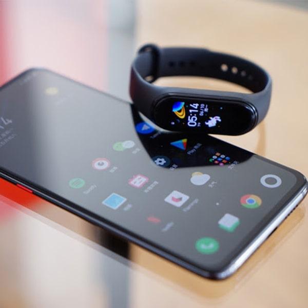 Vòng đeo tay Xiaomi Mi Band 4
