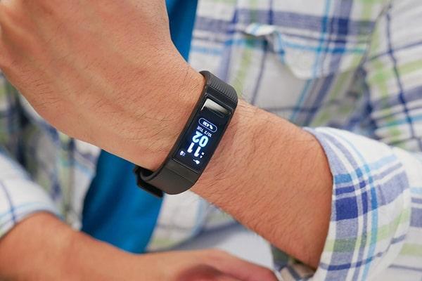 Vòng đeo tay Huawei Band 3 Pro