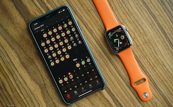 Chức năng chăm sóc sức khỏe của smartwatch