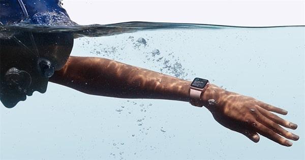 Không nên sử dụng đồng hồ khi đi lặn
