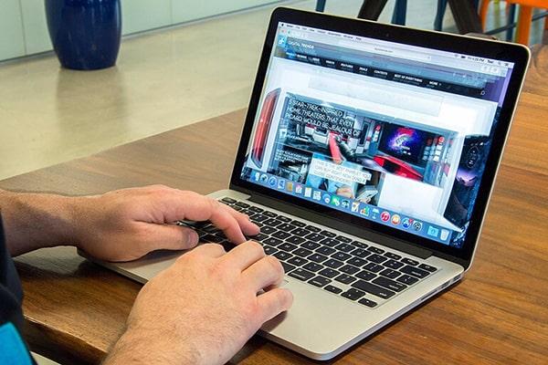 Laptop là nơi lưu trữ dữ liệu an toàn và tiện lợi
