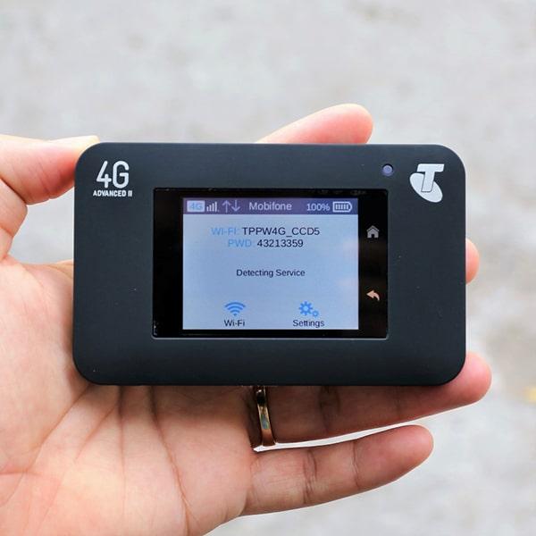 Bộ phát wifi 3G/4G hiệu Netgear