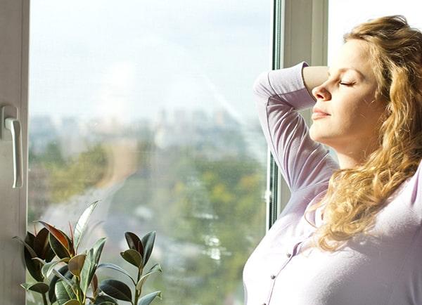 Điều hòa mang đến nguồn không khí trong lành