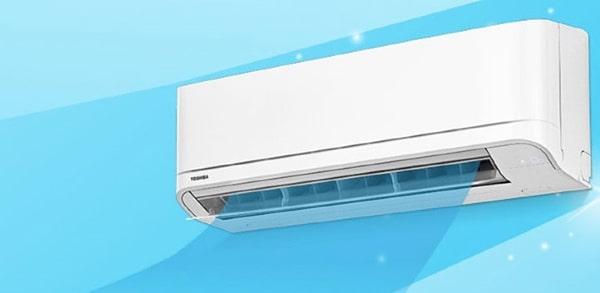 Máy lạnh thương hiệu Toshiba