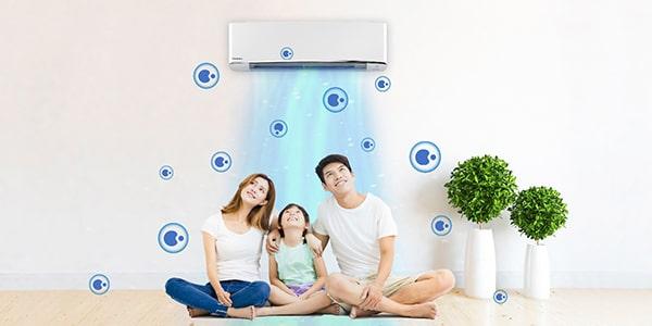 Chọn dòng điều hòa có công nghệ tiết kiệm điện