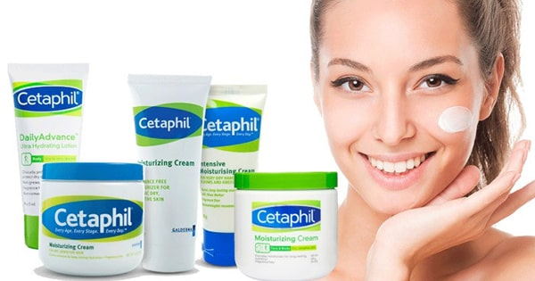 Kem dưỡng ẩm và chống nắng cho da mặt Cetaphil