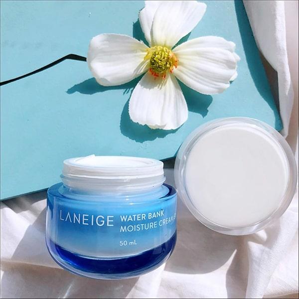 Kem dưỡng ẩm Water Bank Moisture Cream Ex