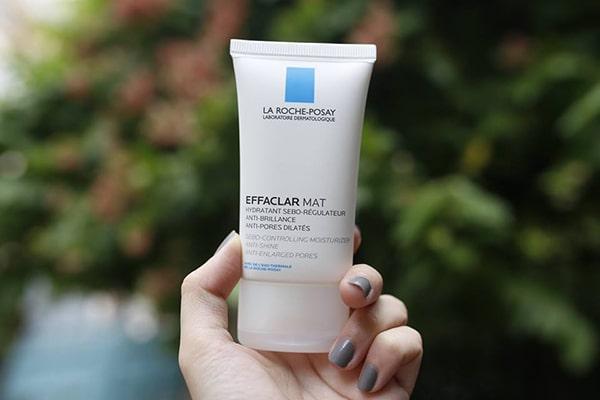 Kem dưỡng ẩm cho da nhạy cảm - LaRoche - Posay Effaclar Mat Oil