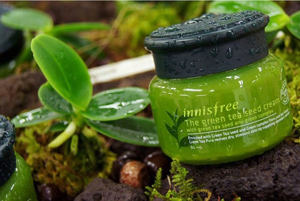 Kem dưỡng Innisfree Green Tea Seed Cream 50ML