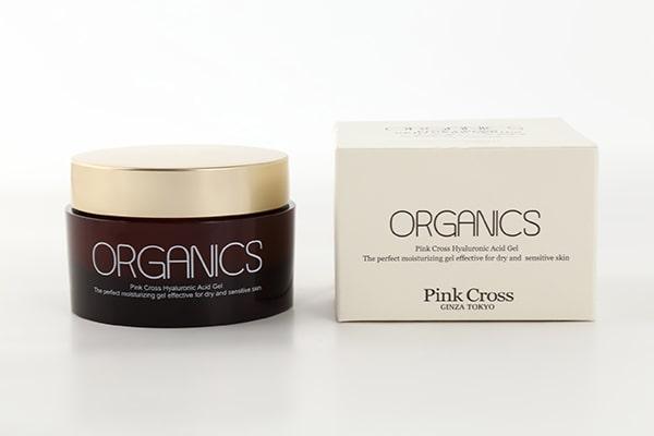 Organics Pink Cross Hyaluronic Acid Gel