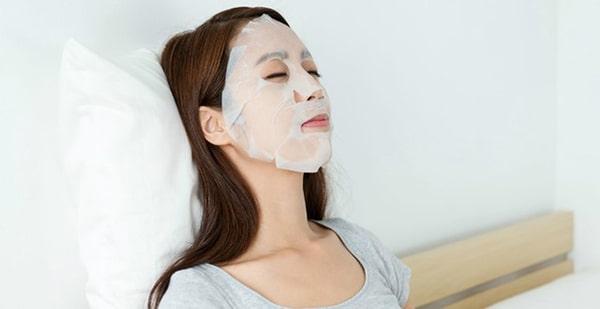 Lotion mask