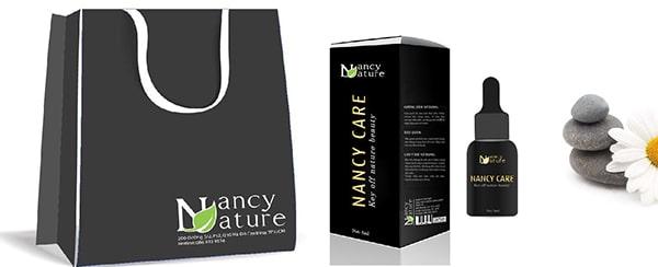 Serum trị mụn đầu đen Nancy Care