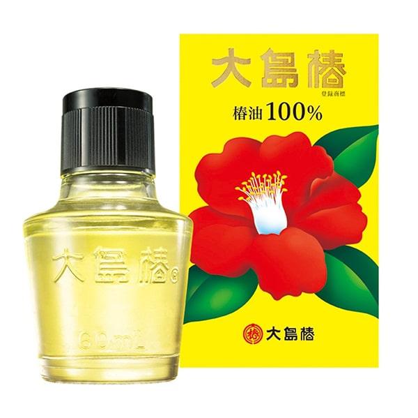 Dầu hoa trà Nhật Bản giúp da trắng mịn