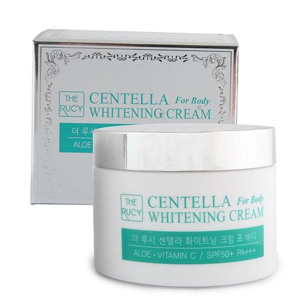 Kem trắng da Centella Whitening Cream For Body