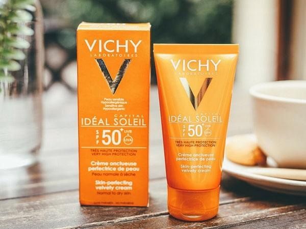 Kem chống nắng dưỡng da Vichy Ideal Soleil