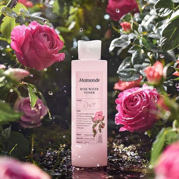 Nguồn gốc nước hoa hồng thương hiệu Mamonde