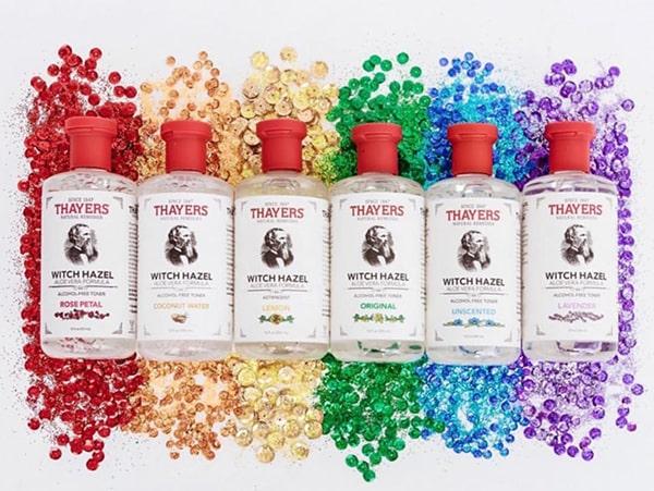 Nước hoa hồng Thayer loại nào phù hợp với làn da của bạn ?