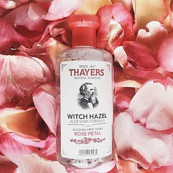 Nước hoa hồng Thayer Rose Petal