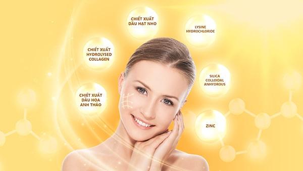 Sữa rửa mặt giúp da dễ hấp thụ dưỡng chất