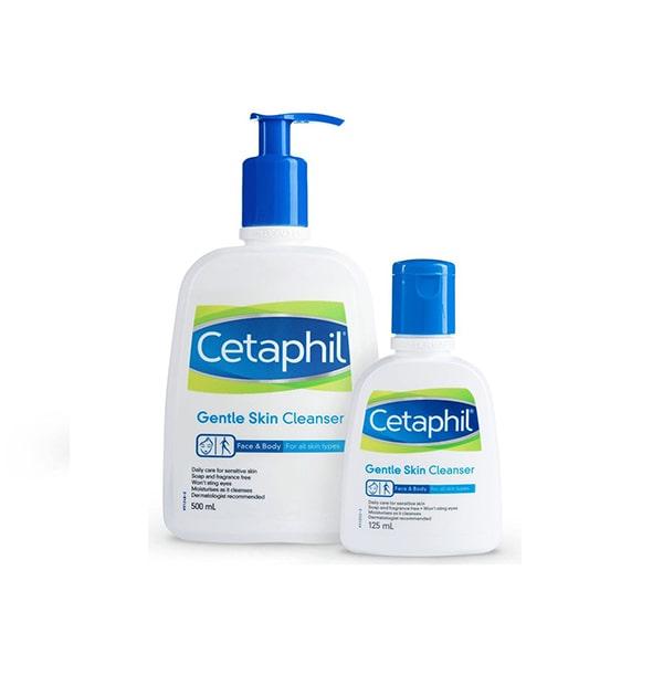 Sữa rửa mặt Cetaphil Gentle
