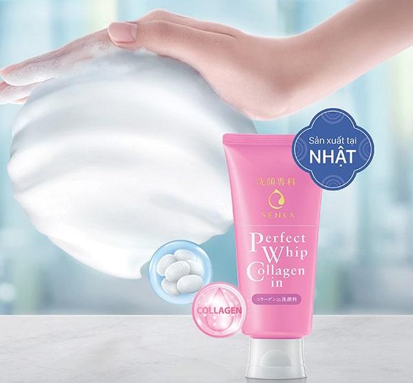 Bổ sung collagen cho làn da