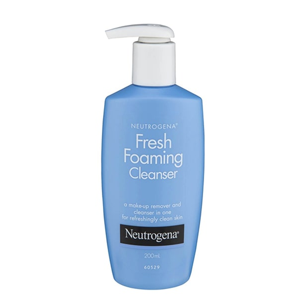 Sữa rửa mặt Neutrogena Fresh Foaming Cleanser