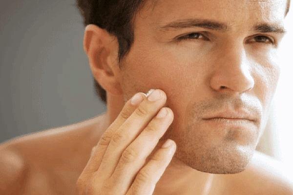 Làn da của nam giới khác gì so với với phái đẹp