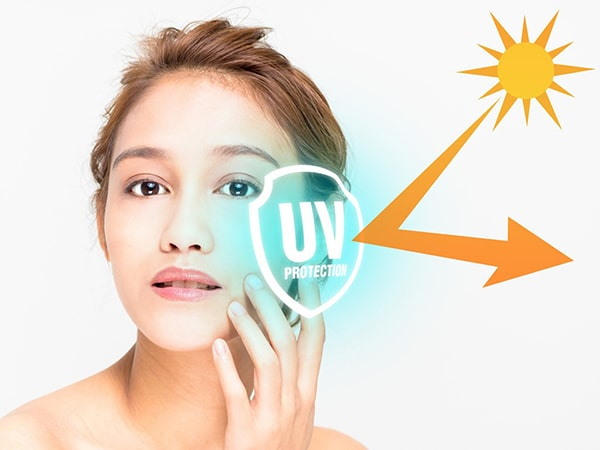 Bảo vệ làn da khỏi tia UV