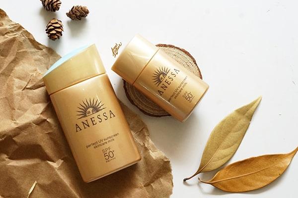 Anessa Perfect UV Skincare Milk SPF 50+ PA++++